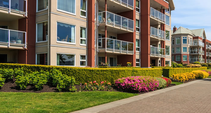 Condominium and Townhome Landscaping