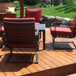 Deck Builder on The Saanich Peninsula