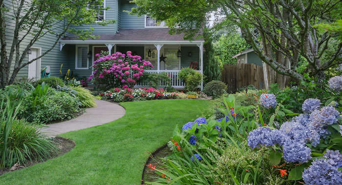 Landscaping Services Saanich Peninsula.