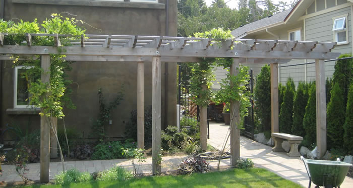Lawn Care and Landscaping Services Brentwood Bay BC