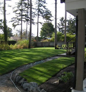 Lawn Care and Landscaping Services Prospect Lake BC