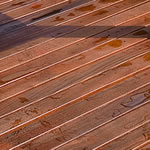 Mahongany Wood Deck Builder