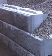 Concrete Block Retaining Walls