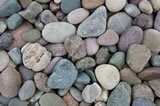 River Rock For Landscaping