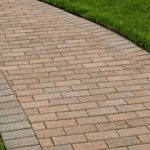 Properly Cleaning and Maintaining Your Brick or Paving Stone Driveway, Walkway or Patio