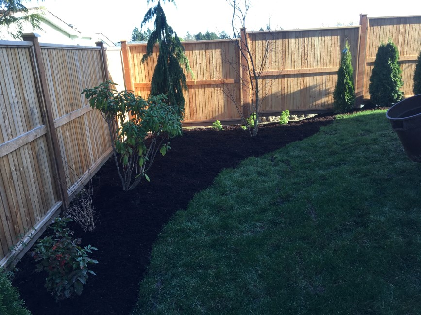 Garden Beds and Plant Installations