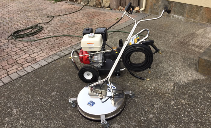 Driveway Power Washing and Cleaning Sidney, Saanich and Victoria.