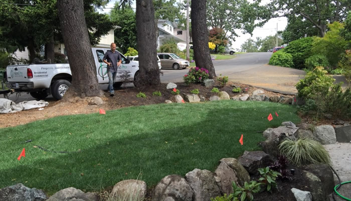 Landscaping Victoria BC