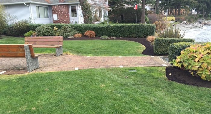 Landscaping Company Sidney BC