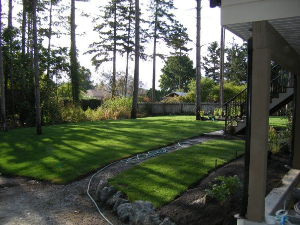 Landscaping And Lawn Maintenance North Saanich Bc