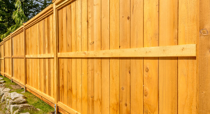 Privacy Fence Construction Saanich Peninsula