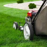Lawn Mowing Sidney BC