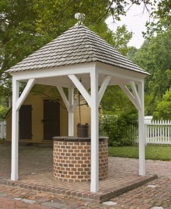 colonial-brick-well