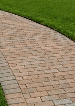 Maintaining Your Brick or Paving Stone Driveway, Walkway or