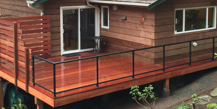 Building a Deck Using Exotic Hardwoods