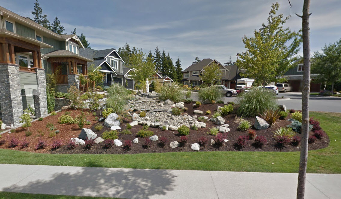 Xeriscaping Ideas Victoria BC